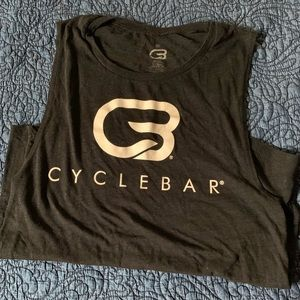 NEW IN BAG CycleBar Muscle Tank - M
